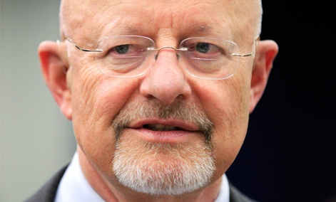 Director for National Intelligence James Clapper