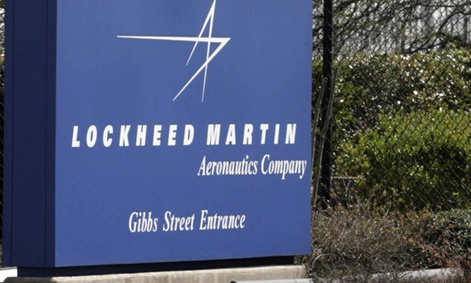 Lockheed Martin recorded profits above expectations.