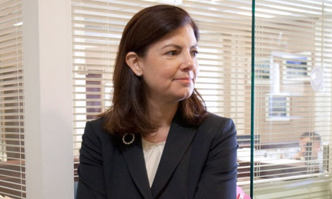 Sen. Kelly Ayotte, R-N.H. in 2011.