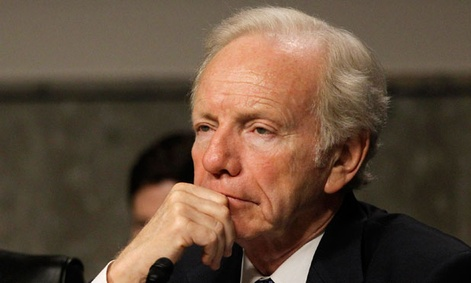 Sen. Joe Lieberman, I-Conn.
