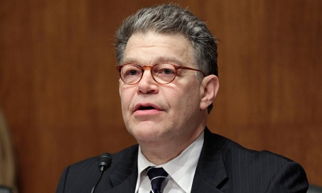 "Sen. Al Franken, D-Minn., endorsed ""a fundamental right to privacy."""
