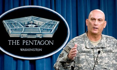 U.S. Army Gen. Ray Odierno