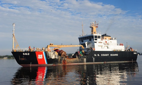 BMC's government customers have included the Coast Guard.