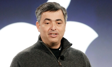 Eddy Cue, vice president of Apple