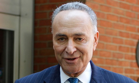 Sen. Chuck Schumer, D-N.Y., favors including STEM green-card legislation as part of broader immigration reform.