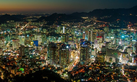 Seoul is South Korea's largest city and one of the most populous cities in the world.