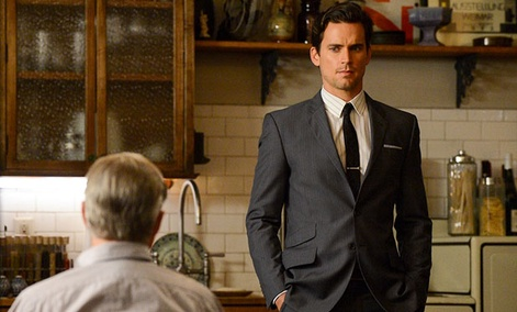 Matt Bomer plays Neal Caffrey on the show.