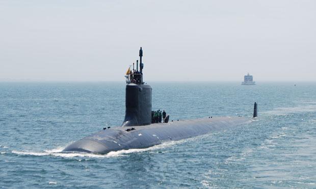 подводная лодка класса иллинойс