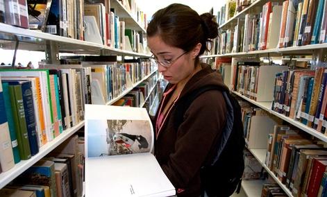 Wendy Barranco, a college student and Iraq war veteran.