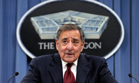 "Defense Secretary Leon Panetta, speaking at a Feb. 13 press briefing, said the new award ""recognizes the reality of the kind of technological warfare that we are engaged in, in the 21st century. """