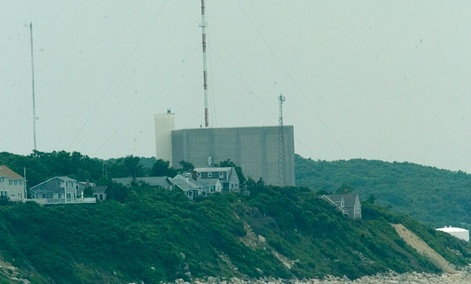 The Pilgrim Station nuclear power plant in Plymouth, Mass., is one of the aging facilities.
