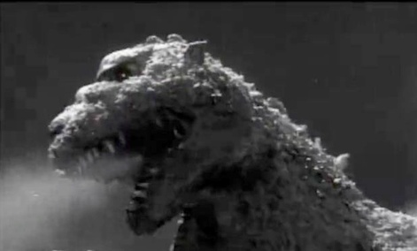 The titular monster in the 1954 classic is a metaphor for nuclear weapons.