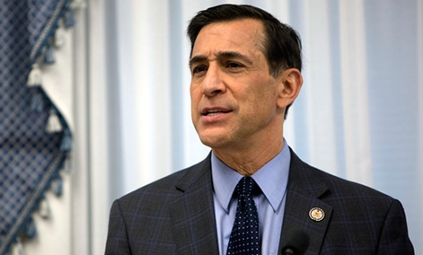 The IT Reform act was sponsored by Oversight Chairman Rep. Darrell Issa, R-Calif.