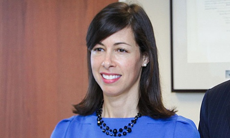 Jessica Rosenworcel is currently an FCC commissioner.