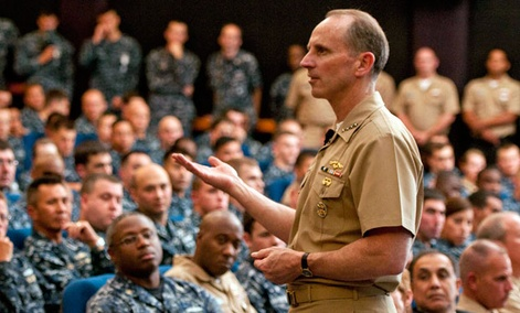 U.S. Navy, Chief of Naval Operations Adm. Jonathan Greenert
