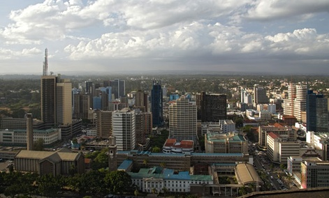 Nairobi is the most populous city in Kenya.