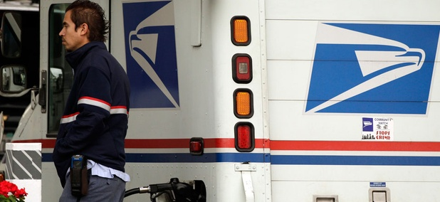 Current postal vehicles require drivers.