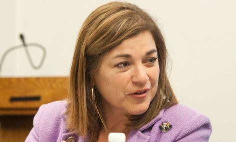 Rep. Loretta Sanchez, D-Calif., is among the possible candidates.