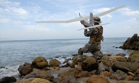 AeroVironment PUMA was approved under a restricted category that allows aerial surveillance.