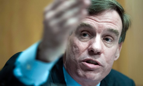 Sen. Mark Warner, D-Va., was one of the sponsors of the bill.