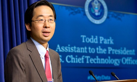 Todd Park, Chief Technology Officer at the White House