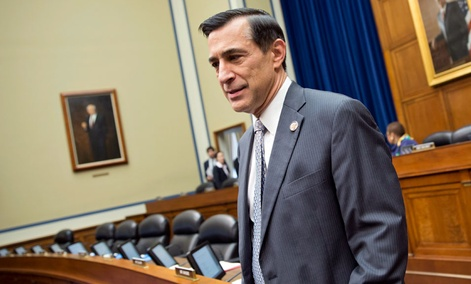 House Oversight and Government Reform Committee Chairman Darrell Issa, R-Calif.