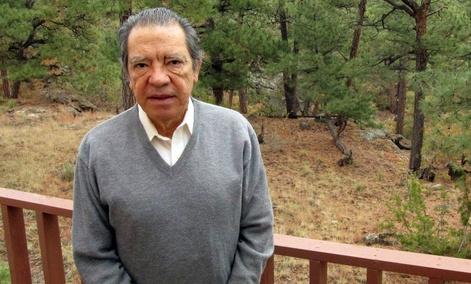 Former Los Alamos National Laboratory nuclear physicist Leonardo Mascheroni