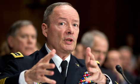 National Security Agency Director Gen. Keith Alexander