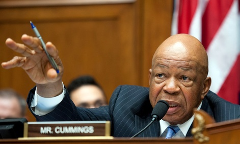 Rep. Elijah Cummings, D-Md.