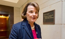 """My hope is that the Supreme Court will take this case,"" Senate Intelligence Committee Chairwoman Dianne Feinstein, D-Calif., told reporters Tuesday"