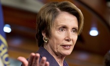 Rep. Nancy Pelosi, D-Calif.