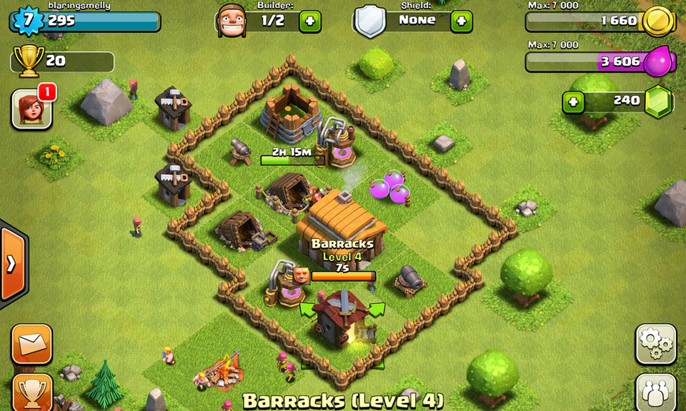 Как создать деревню