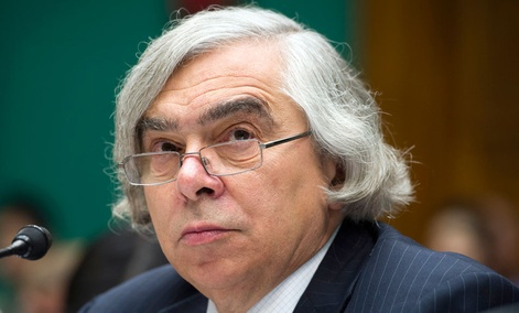 Energy Secretary Ernest Moniz testifies before the House Subcommittee on Energy and Power  in September.