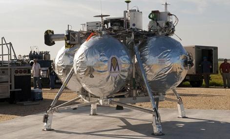NASA's Morpheus lander