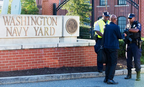 In September 2013, Aaron Alexis opened fire in Washington's Navy Yard, killing 12 people and injuring eight others.
