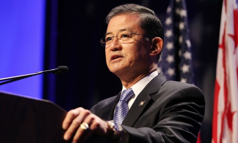 Eric Shinseki, Secretary of Veterans Affairs