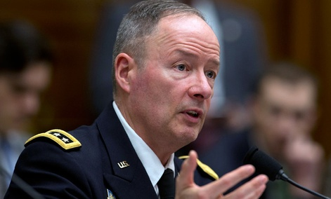 Gen. Keith Alexander, Commander, United States Cyber Command