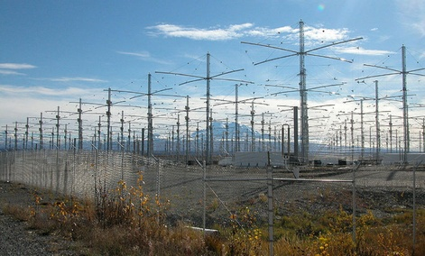 The HAARP antenna array