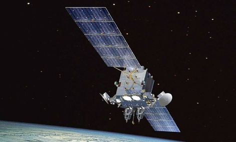 Lockheed Martin's Advanced Extremely High Frequency satellite is used by the Air Force.