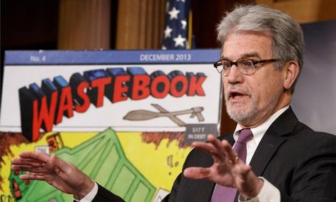 Sen. Tom Coburn, R-Okla., is one of the sponsors of the bill.