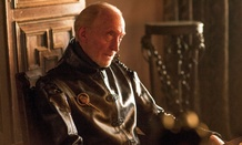 In the show 'Game of Thrones,' the diabolical Tywin Lannister has a high influence, enabling him to effectively determine the course of events despite not being king.