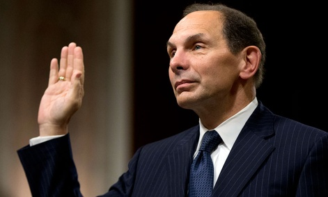 Veterans Affairs Secretary nominee Robert McDonald