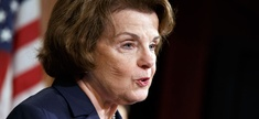 Sen. Dianne Feinstein, D-Calif., chair of the Senate Intelligence Committee
