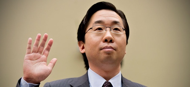 Todd Park, the soon-to-be former U.S. chief technology officer