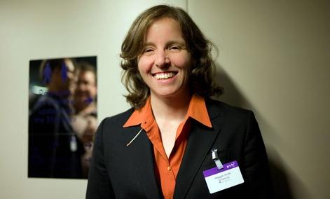 White House CTO Megan Smith