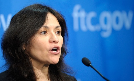 Federal Trade Commission Chair Edith Ramirez