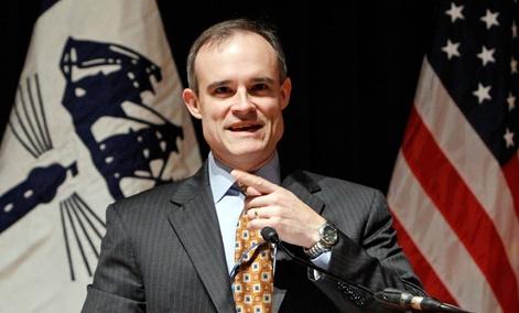 White House Cybersecurity Czar Michael Daniel