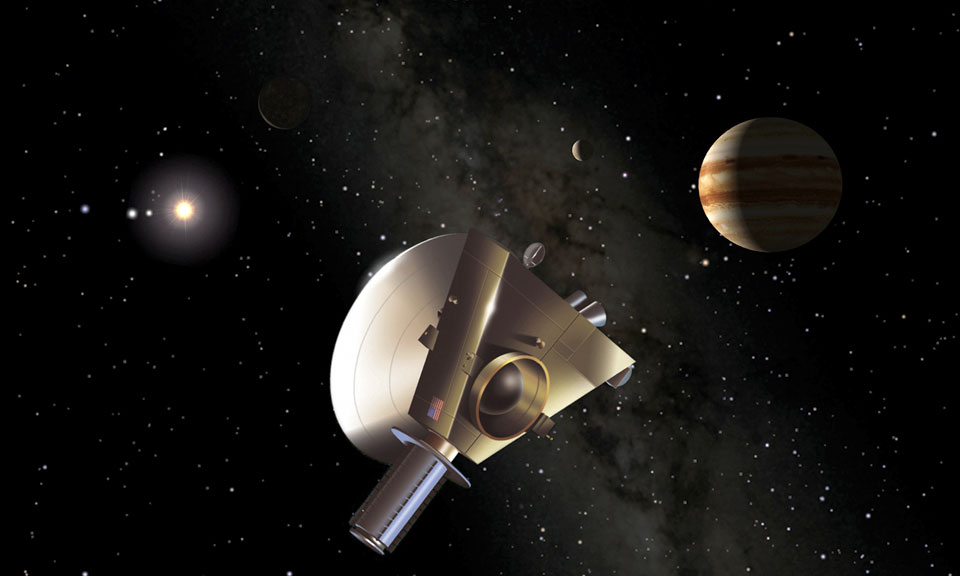 This Spacecraft is About to Make the First Visit to Pluto ...