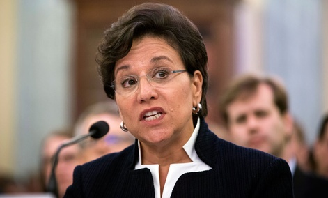 Commerce Secretary Penny Pritzker