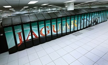 The Energy Department's Jaguar Supercomputer